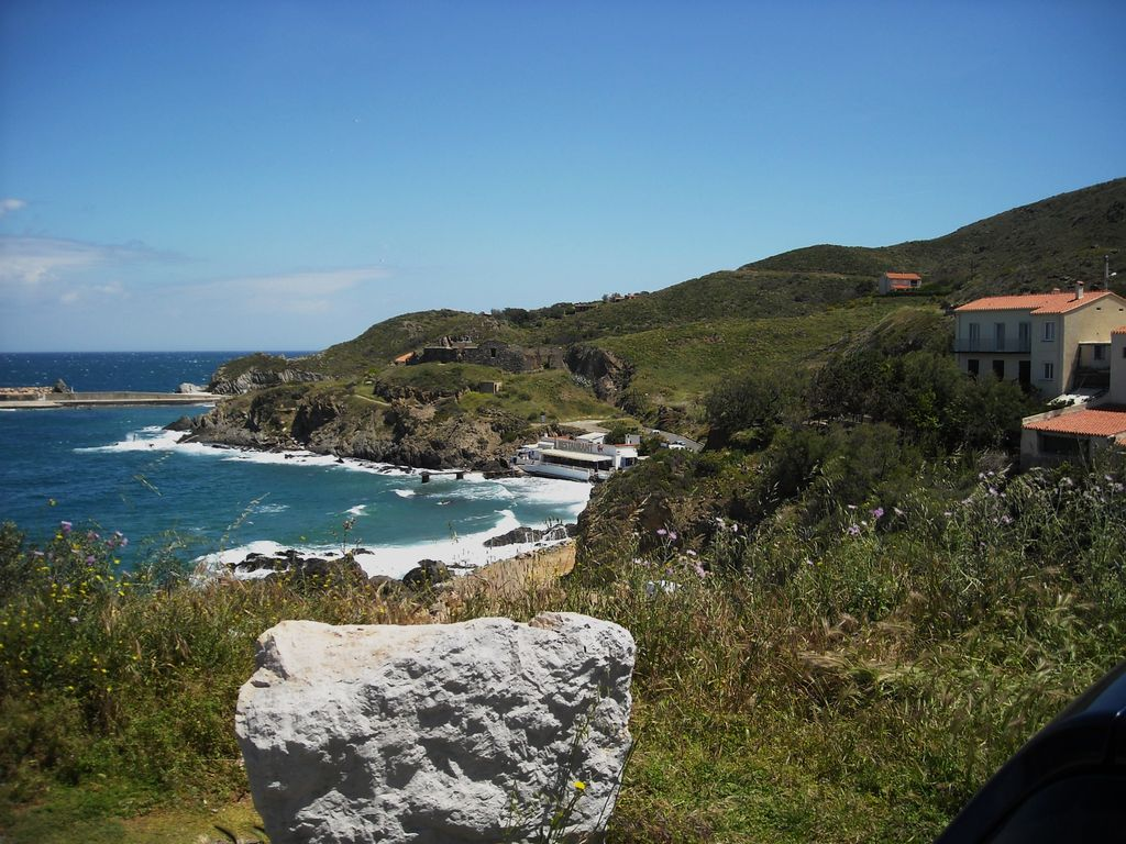 Villa facing the sea in nature and quiet with large for Appartement ou maison a louer