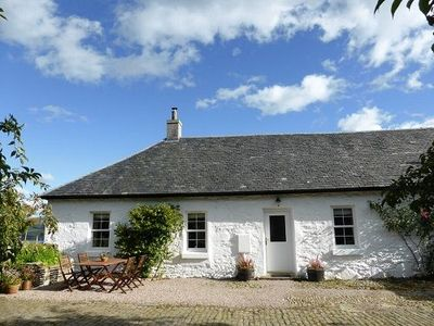 Photo for Barr Cottage at Minard with views over Loch Fyne sleeps 4 nr Inveraray-Sorry no pets allowed