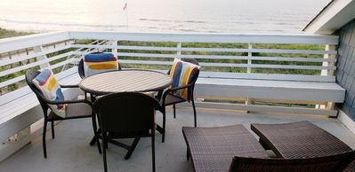 Photo for Oceanfront Beach Condo! Amazing Views Free WiFi-Pool-Linen