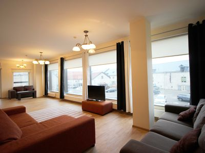 Photo for Comfy 3 room apartment with balcony and sauna