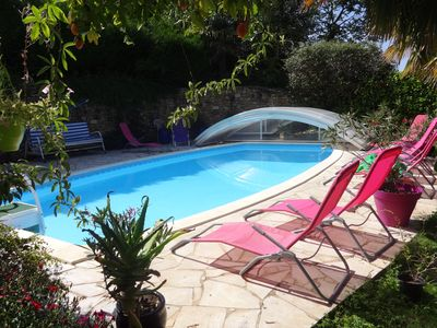Photo for Cottage 6 people quiet in the heart of the Dordogne (25 km from Sarlat)