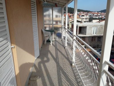 Photo for Two bedroom apartment with balcony Tribunj, Vodice (A-12144-c)