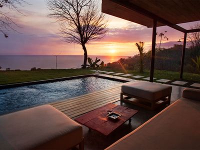 Photo for 3 BR Boutique Villa with One of the Most  Beautiful Views in Santa Teresa