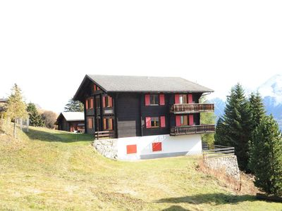 Photo for Cozy Apartment in Riederalp with Balcony