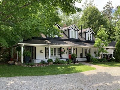 Photo for Guest House meets Cottage on private 9 acres - fully equipped / self contained