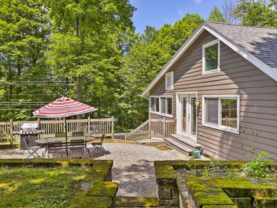 Photo for Berkshires Home w/Kayak - Walk to Stockbridge Bowl