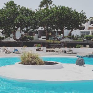 Photo for Nice apartment in Costa Teguise with garden