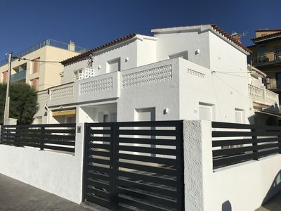 Photo for House by the sea (Renovated) Riells beach