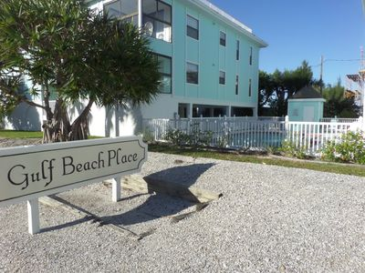 Panoramic rooftop view, view from unit, 1 minute walk to beach, heated pool.