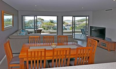 Photo for Fingal Bay Penthouse - Stunning Water Views, Wifi