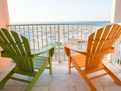 Photo for 1BR with Loft - Beautiful views of the Gulf State Park Beach