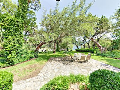 Photo for Incredible 5BR/4.5BA Retreat on Lake Travis w/ Guest House & Private Dock