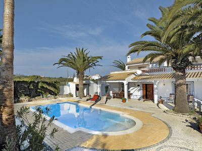 Photo for Villa Navio, private pool, garden, snooker / gym, brick BBQ