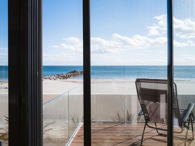 Photo for Apartment first line sea, direct access to beach 34250 Lattes - France