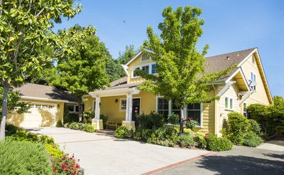 Photo for Ideal Location for Visiting Sonoma and Napa Counties - Three En-Suite Bedrooms