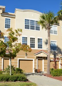 Photo for Elegant 3-story townhome @ Vista Cay great rates! Close to Parks & Conv Ctr