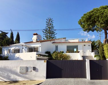 Photo for Modern & Bright Villa With Pool, Large Gardens And Only 300m To Stunning Beaches