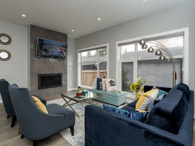Photo for Newly Built Fully Furnished House by Down Town W/ Netflix