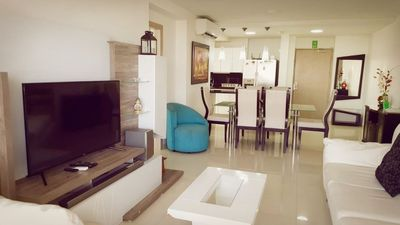 Photo for Apartamento de 3 alcobas en Cartagena