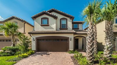 Photo for New 6 Bedroom with lazy river amenity