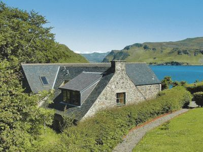 Photo for 2 bedroom property in Portree. Pet friendly.