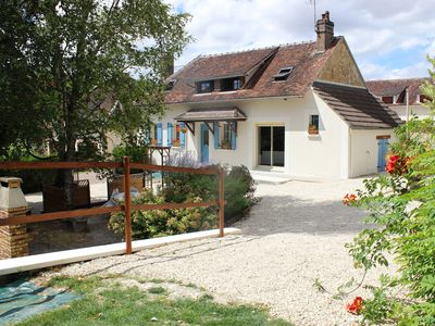 Photo for Recharge yourself in a small farm in the countryside with heated pool