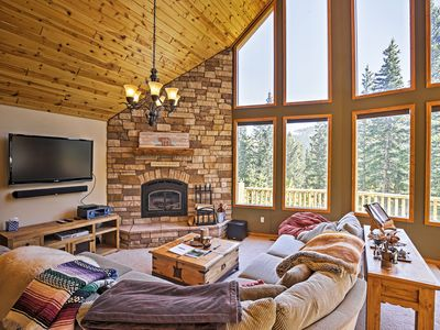 Photo for Gorgeous Alma Cabin w/ Private Hot Tub!