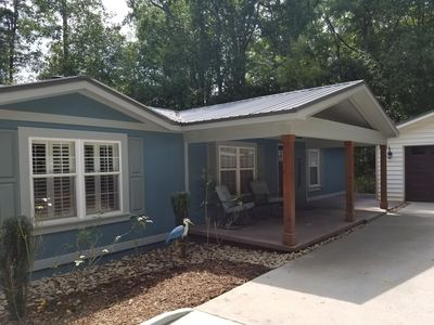 Photo for Lake Keowee Waterfront Retreat! We call it The Hideaway!