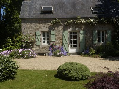 Photo for Holiday house Le Cloître St Thégonnec for 1 - 4 persons with 2 bedrooms - Holiday home