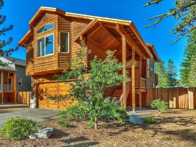 Photo for 3 Bedroom Tahoe Home, Located Near the Tahoe Paradise Park. Das Waldhaus