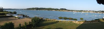 Photo for FACE MORBIHAN GULF A 7 KM FROM THE TRINITY SEA PANORAMIC