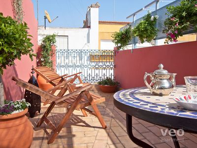 Photo for Magdalena Terrace. 2 bedrooms, private terrace