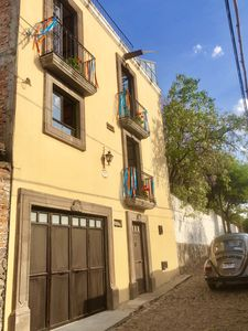 Photo for Colorful artist's home.  Centro location, quiet street, amazing views!
