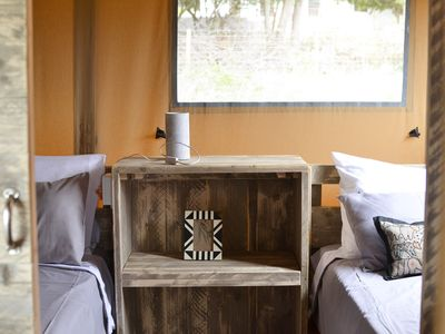 Photo for Luxurious Self-catering Glamping Tent in the heart of KwaZulu-Natal