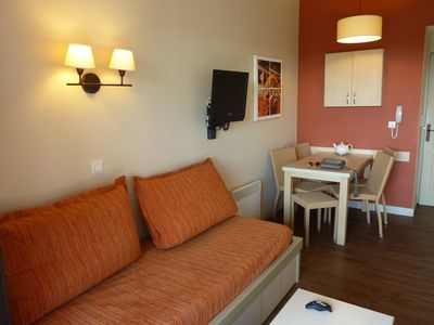 Photo for Apartment T2 The parks of Grimaud Pierre et Vacances