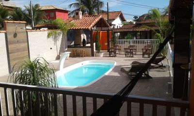 House 6 Rooms With Swimming Pool Cond Closed Toboagua Giant - Parque Hotel