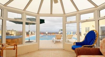Photo for Luxury Apartment with Pool, Hot Tub and Free Accommodation Insurance