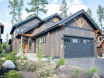 Photo for The perfect place to explore all Suncadia has to offer!  Fire Pit & Hot Tub!