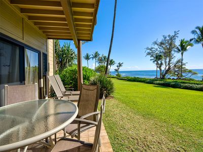Photo for Kauai Bliss w/Ceiling Fans, Kitchen, Washer/Dryer, Lanai, WiFi, Flat Screen, DVD–Kaha Lani 123