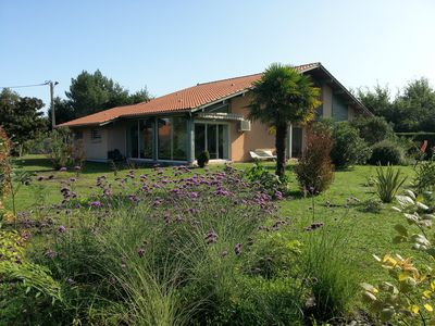 Photo for Large holiday home in Biscarrosse - Rental Biscarrosse