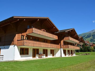 Photo for 3 bedroom Apartment, sleeps 7 in Gstaad