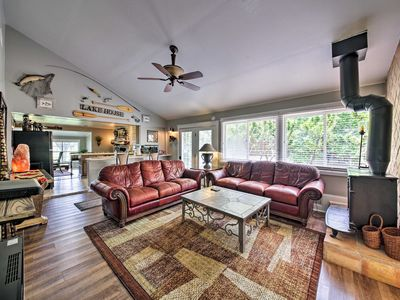 Photo for NEW! Renovated Lake LBJ Home w/ Pvt Dock & Patio!