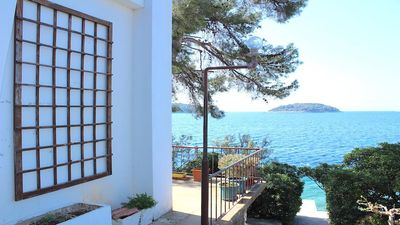 Photo for Holiday apartment Blato for 4 - 6 persons with 2 bedrooms - Holiday apartment