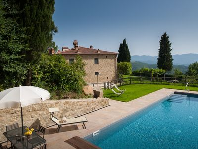 Photo for Villa Ducese in Arezzo Area, Tuscany