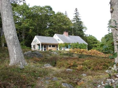 Photo for Mount Desert Island Oceanfront Home - Charming Cottage