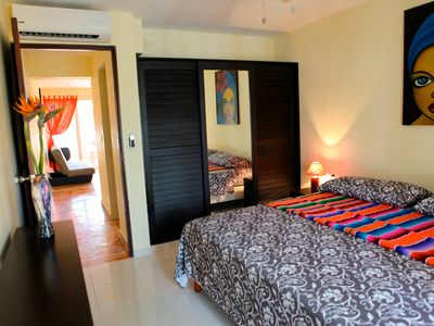 Photo for Beautiful new condo in Playa Carmen best location and superb quality