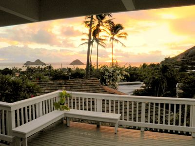 Photo for LANIKAI, OCEAN VIEW EXEC SUITE:  HAWAII TAX ACCOUNT 441-H01185583F-01