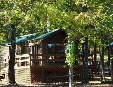 Photo for Cottages. RV and cabin resort