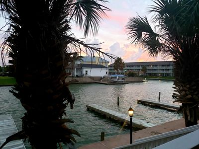 Photo for Canal View and Boat slip located off your private deck!