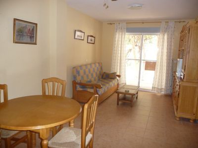 Photo for 2BR Apartment Vacation Rental in SAN PEDRO DEL PINATAR, MURCIA